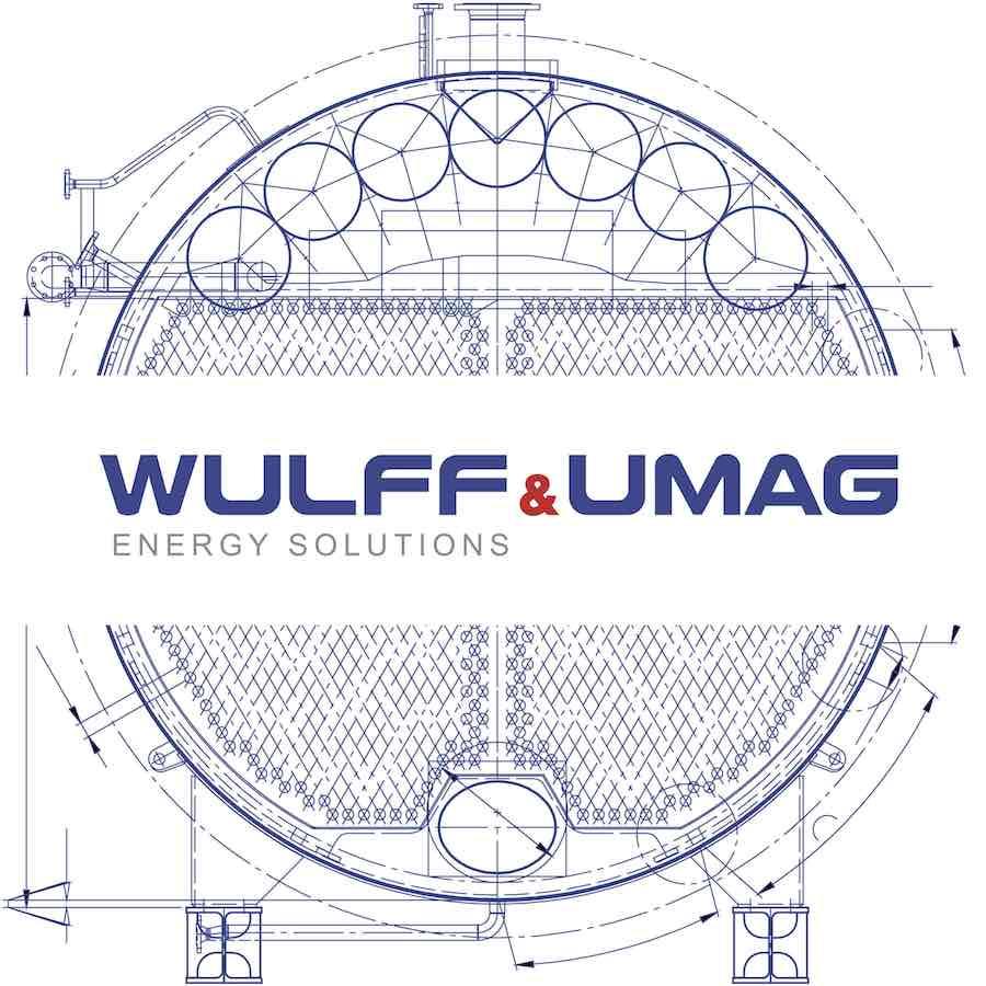 W&U Logo im Kessel