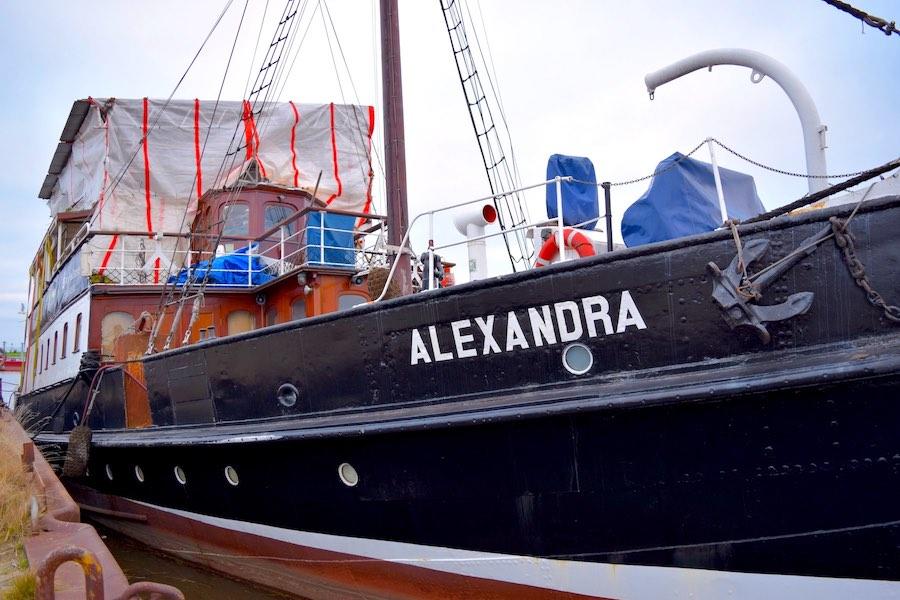 Alexandra Dampfschiff